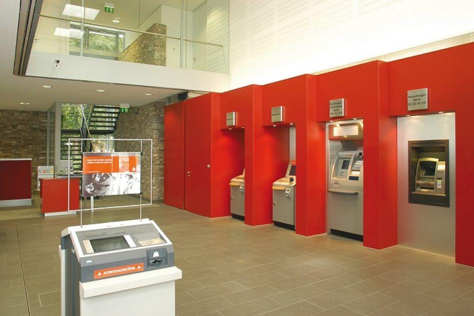 IN EIGENER SACHE: Sparkassen-Filiale Ernst-Reuter-Platz wird verlegt