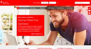 Neuer Internetauftritt der Sparkasse Regensburg