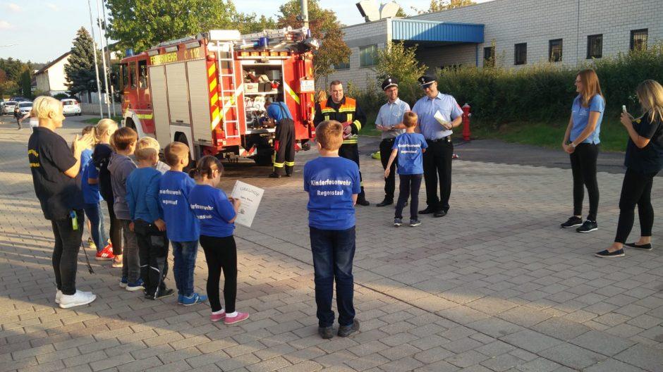 GASTBEITRAG: Kinderfeuerwehr – Früh übt sich!