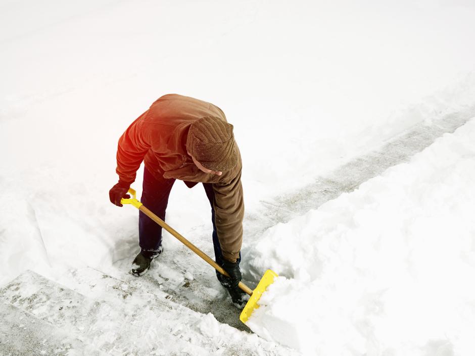 AKTUELLES THEMA: Schutz gegen Schnee!