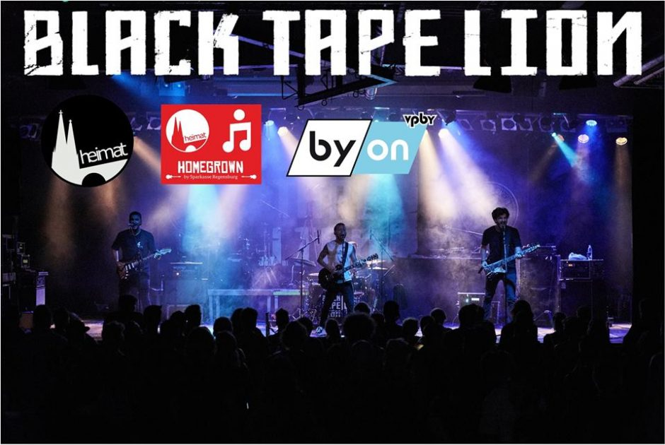 HEIMAT HOMEGROWN BAND CHECK: BLACK TAPE LION