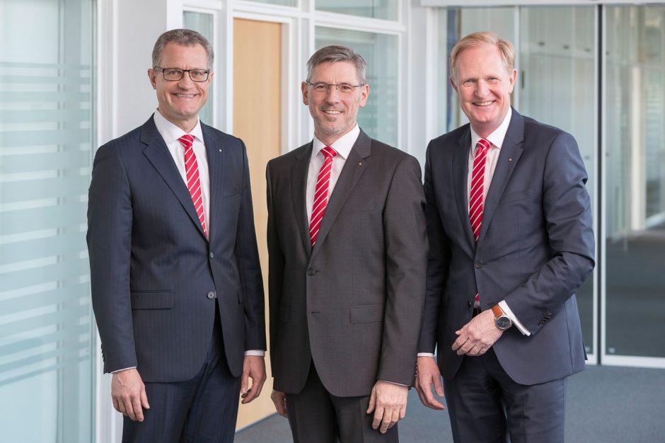 BILANZ 2018: Ein gutes Jahr für die Sparkasse Regensburg