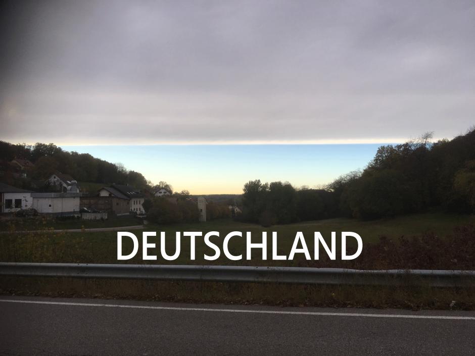 WIRTSCHAFT: Deutschland am Rande einer Rezession