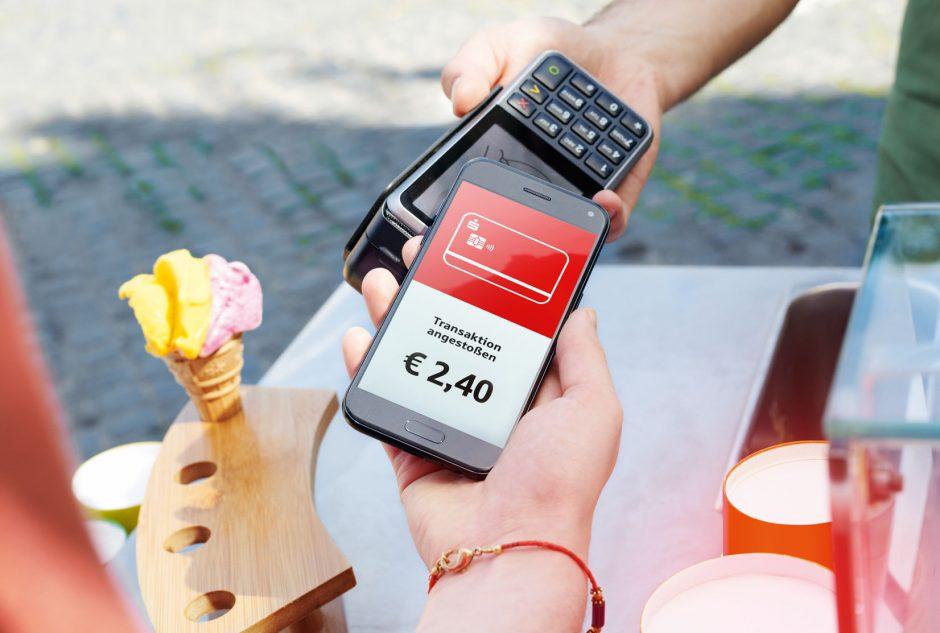 INTERVIEW: Wie sicher ist das kontaktlose Bezahlen mit der Sparkasse girocard?
