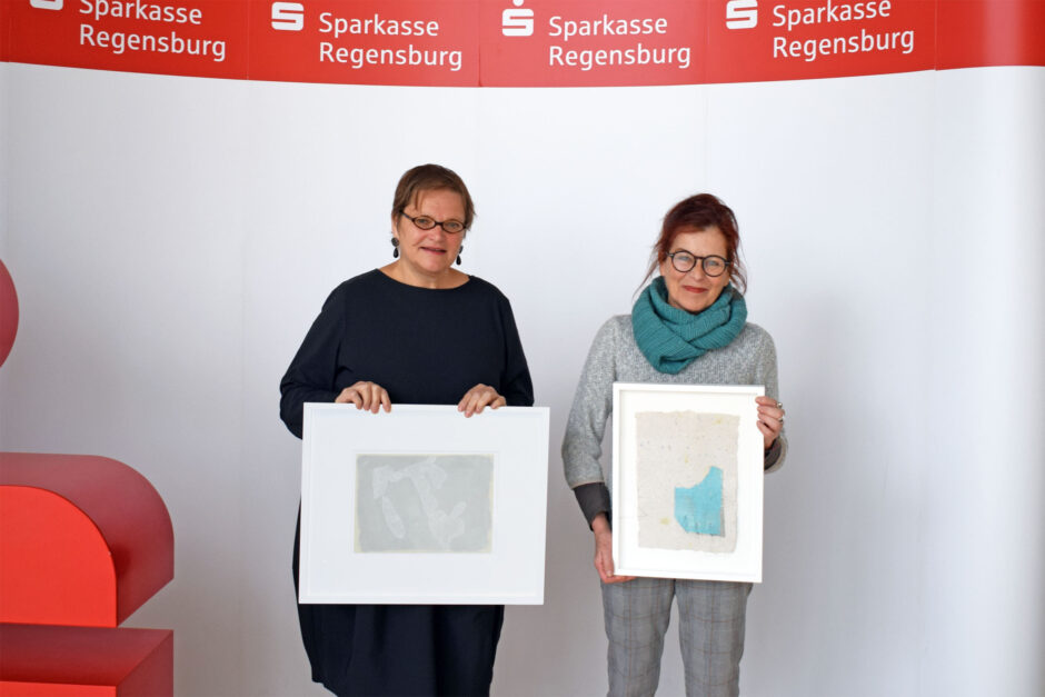 KUNSTAUSLOBUNG DER SPARKASSE REGENSBURG: Interview mit Renate Haimerl Brosch