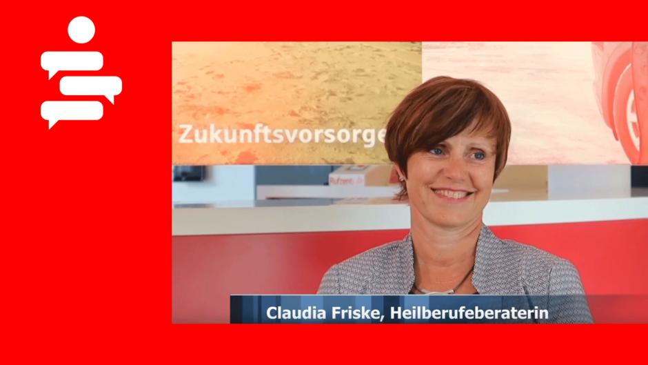 Interview mit Claudia Friske: Finanzberatung für Heilberufe