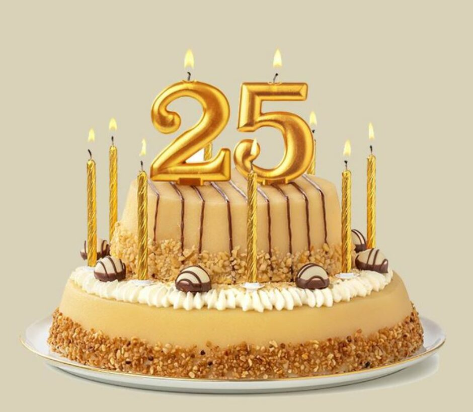 Happy Birthday – der MDAX wird 25!