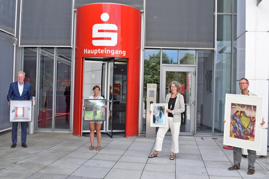 KUNSTANKAUF 2020: Sparkasse Regensburg präsentiert die Neuankäufe ihrer Kunstsammlung!