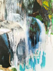 Kunst von Nina Seidel-Herrmann: Wasserrauschen